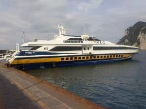 Salerno jet
