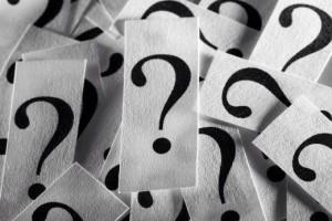 gli interrogativi