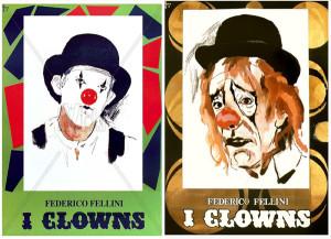 1. Locandina Film I Clowns. Bis