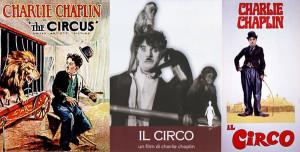 3. Chaplin. The Circus. Tris