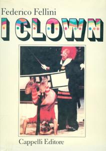 4. I Clown di Fellini. Book.1