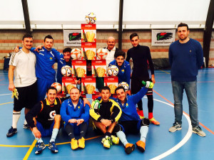 Calcio a 5. Fine Anno