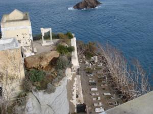 Il Cimitero dall'alto