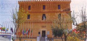 Il palazzo comunale di Ventotene