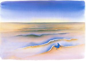 La mer. Dis. di Folon