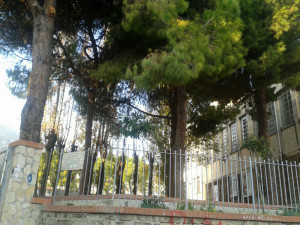 Largo Ginillat a Formia.1