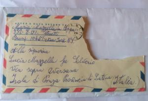 Una lettera dall'America