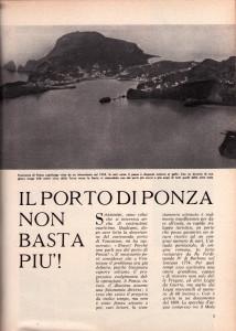 Documento acquisito-5. Il porto di Ponza. x Foto