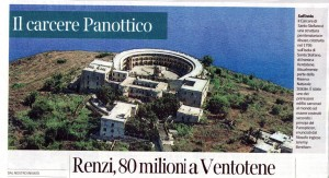 Dom - Renzi a Vent - Corriere della Sera Cronaca Roma I