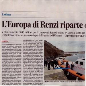 Dom - Renzi a Vent - Messagg  Lt I