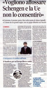 Dom - Renzi a Vent - Messagg naz I