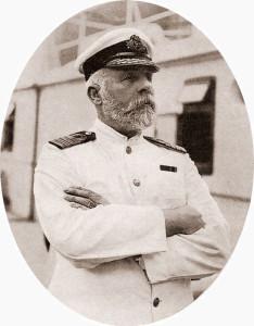 Il Capitano del Titanic Edward John Smith