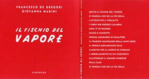 Il Fischio del Vapore. Album