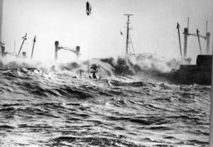 Il naufragio della London Valour.BN.1