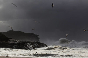 Il vento e il mare