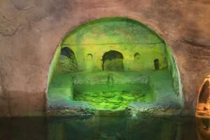 Presepio. Le grotte di Pilato. Interno
