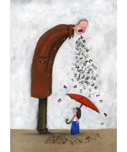 una pioggia di parole