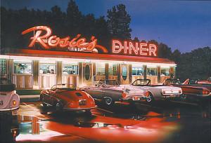 Pittori iperrealisti americani. Robert Gniewek