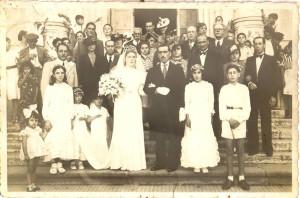 Matrimonio d'epoca