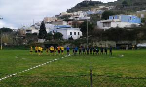 Partita Ponza- San Lorenzo