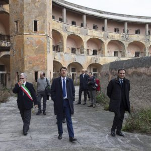Renzi a Santo Stefano