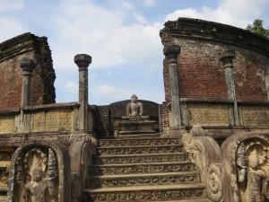 Rovine a Polonnaruwa