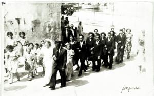 Una foto di matrimonio di Aristide Baglio