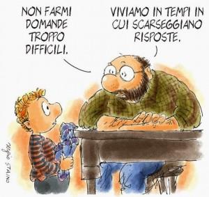 Vignetta Sergio Staino