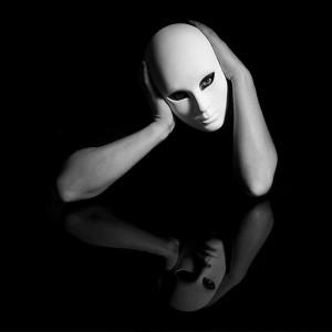 togliersi la maschera