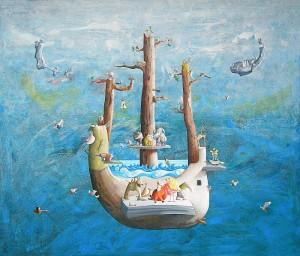 2. Silvano Braido. Isole-navi