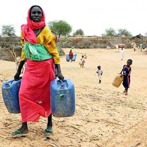 22 Marzo. Giornata internazionale dell'acqua. Foto da Repubblica