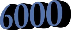 6000 blu