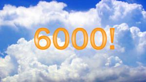 6000 clouds
