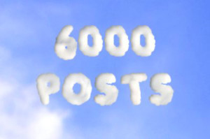 6000 clouds. Posts