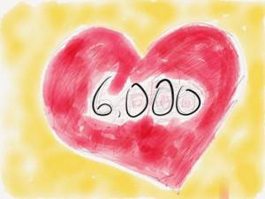 6000 heart