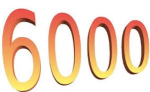 6000. Base