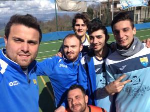 Calcio a 5. Le Forna Mare