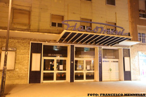 Cinema Giacomini esterna