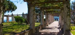 Esterno Museo Villa Arbusto. Lacco Ameno