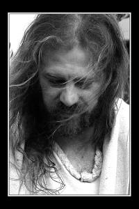 Gesù assorto (foto di enzo di fazio)