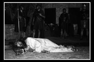 Gesù cade per la terza volta (foto di enzo di fazio)