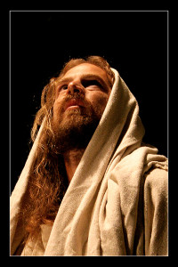 Gesù di Nazareth (foto di enzo di fazio)