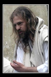 Gesù parla ai discepoli (foto di enzo di fazio)