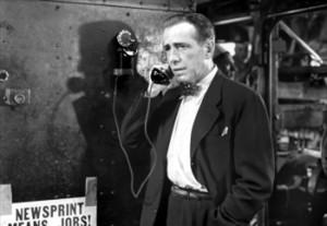 Humphrey Bogart. Deadline