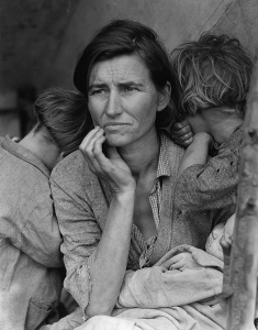 Migrant Mother, 1936 - Dorothea Lange