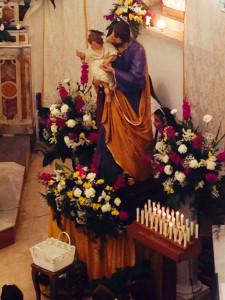 Preparazione per la Festa di S. Giuseppe.1