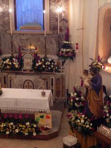 Preparazione per la Festa di S. Giuseppe.2