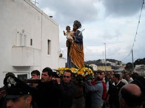 S. Giuseppe in processione