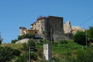 Suio. Castello Medievale