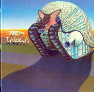 Tarkus. emerson-lake-palmer. Cover